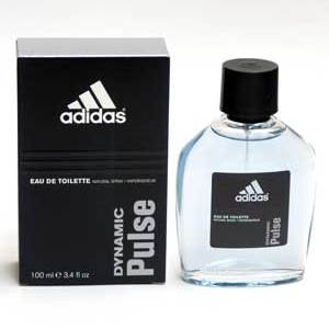 Adidas DYNAMIC Pulse by Coty for Men 3.4 oz