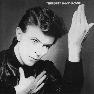 bowie heroes album