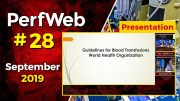 Controversies in Perfusion – 1 (Blood Transfusions)