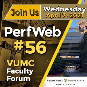 Vanderbilt University Faculty Forum Card