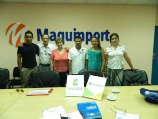 MAQUIMPORT - CUBA