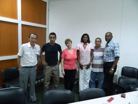 OFICINAS DE COMERCIO EXTERIOR EN CUBA