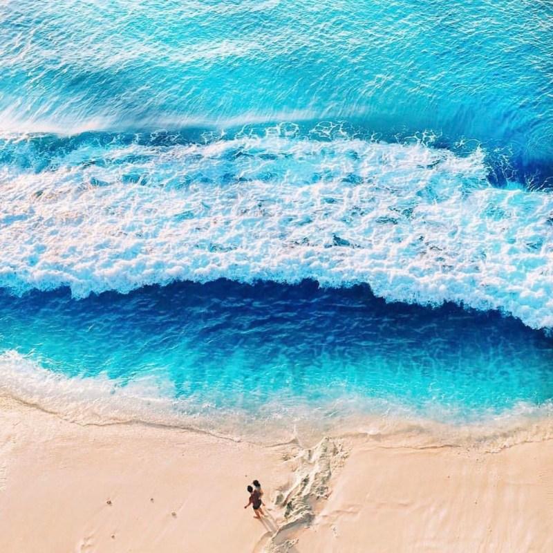 Bali terkenal dengan keindahan pantai-pantainya via @bali