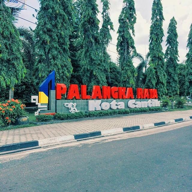 Julukan Kota Palangkaraya adalah Kota Cantik via @irnekbk