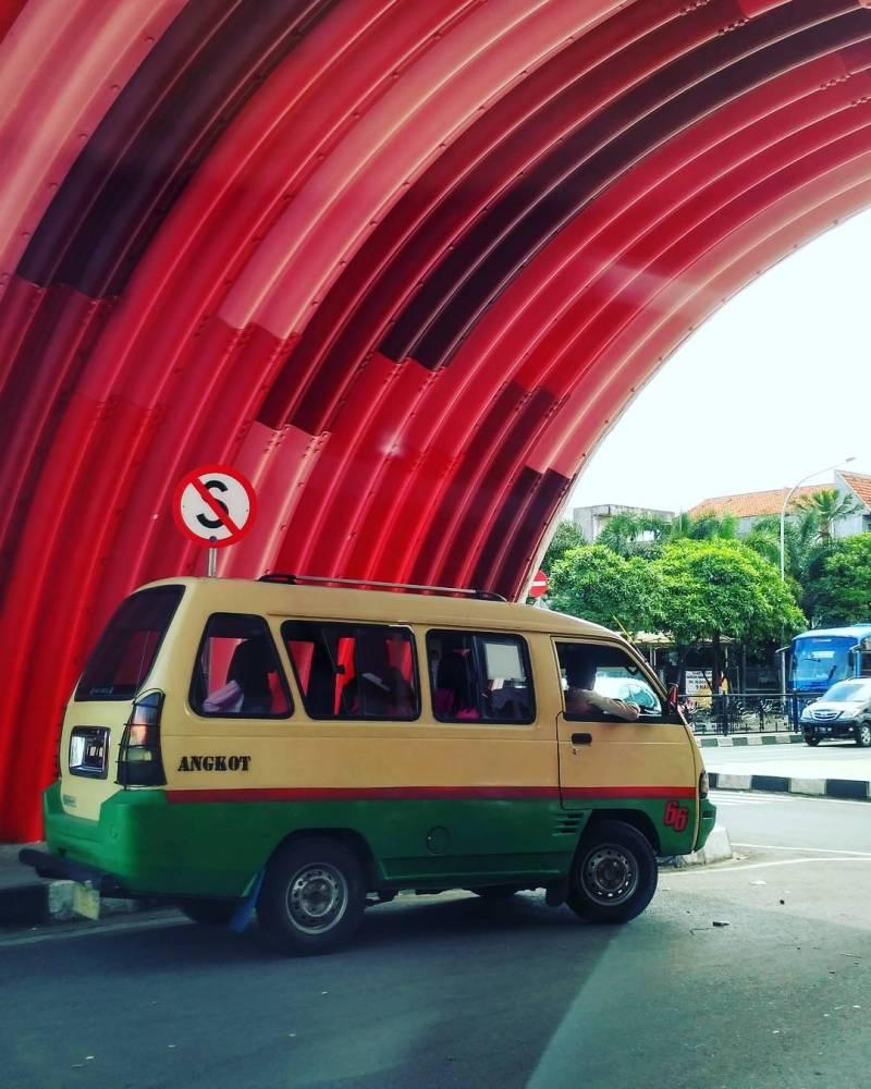 Selain bogor, Bandung ini sudah bisa dibilang sebagai kota Angkot Indonesia via @ilham_hutomo