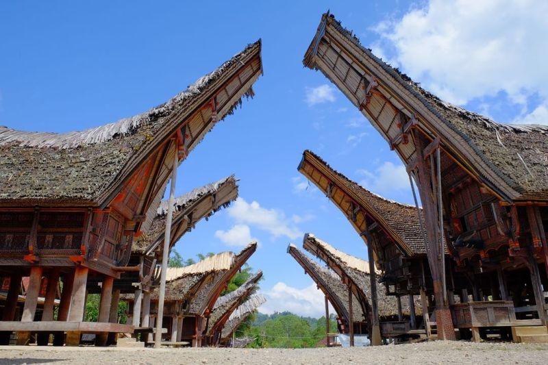 Toraja adalah tempat wisata budaya menarik di Indonesia selain Bali by @ardypatandung