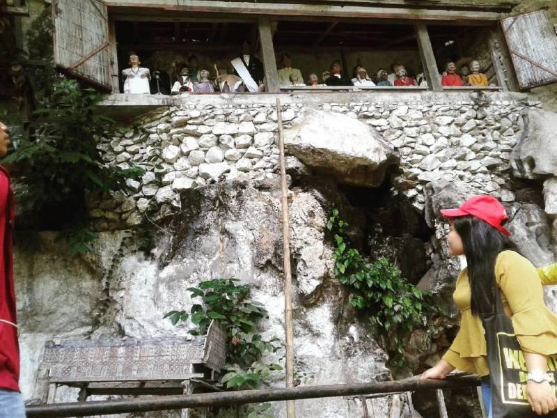 Selain museum, wisata budaya seperti Kete' Kesu tidak bisa anda lewatkan ketika berlibur ke Toraja by @diana_puspaludra