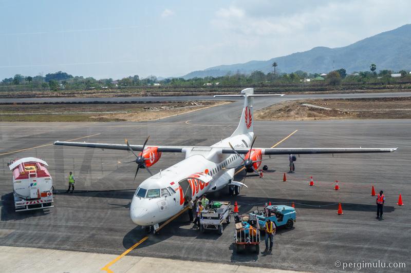 Wings Air Masih satu grup dengan Lion Air.
