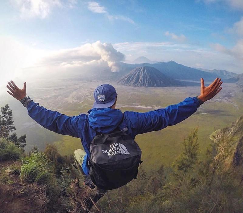 Gunung Bromo adalah salah satu tempat wisata di Probolinggo paling populer via @exploreprobolinggo