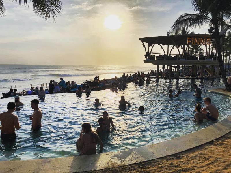 Sekarang mulai banyak wisatawan pergi liburan ke Canggu via @brono88