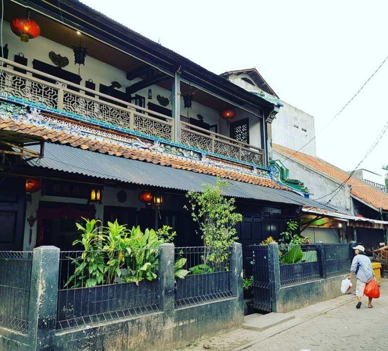 Museum Benteng Heritage. Museum unik yg terletak di kawasan Pasar Lama - Kota Tangerang! via @bentengheritage