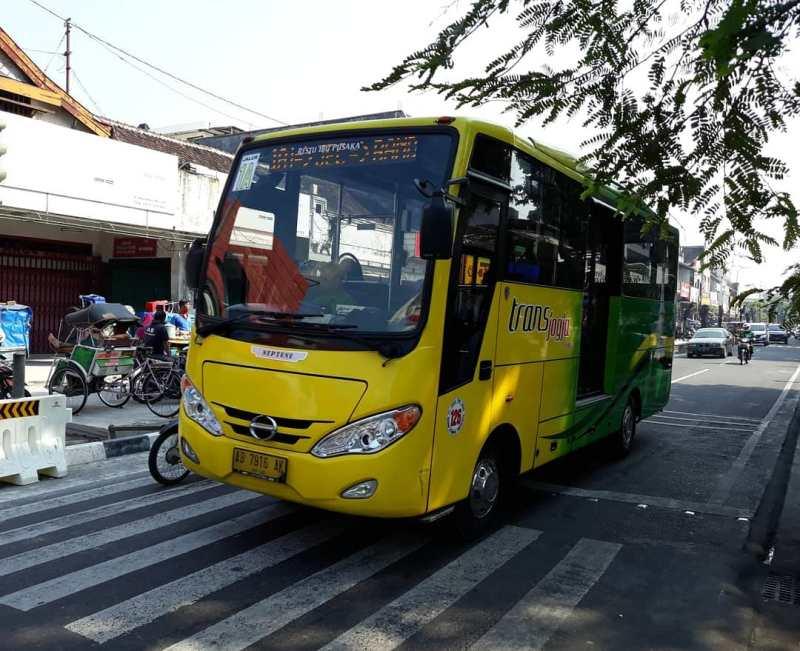 Panduan Peta Rute Trans Jogja Terlengkap via IG @deantambunanjoshua