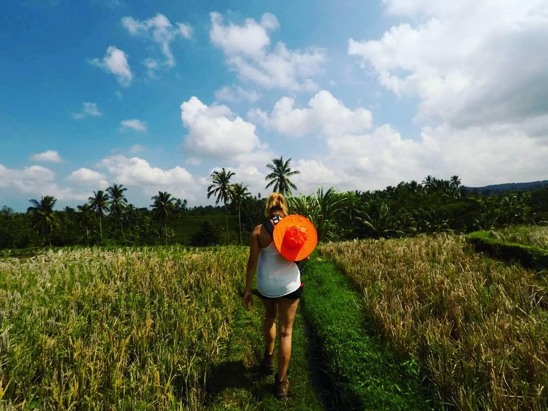 Kalau mau merasakan bagaimana suasana bali yang masih asli, bisa pergi lburan ke Cepaka Bali! via @ninaweber2503