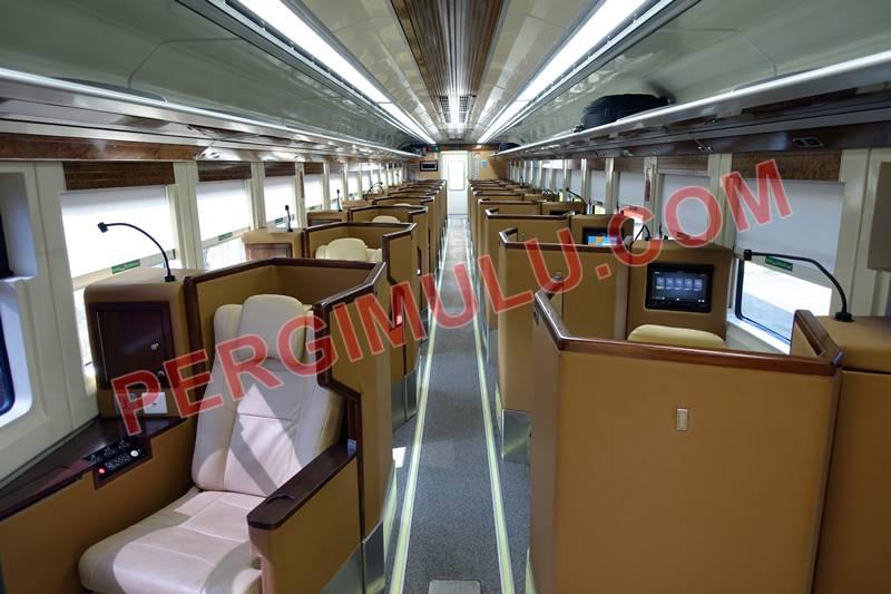 Jadwal Kereta Api Argo Bromo Anggrek Luxury mengikuti jadwal Argo Bromo Anggrek
