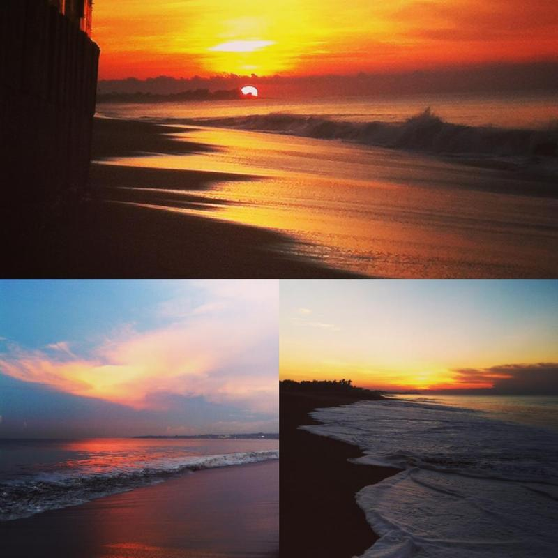 Pantai Tegal Besar, Klungkung, Bali via @tut_wir25