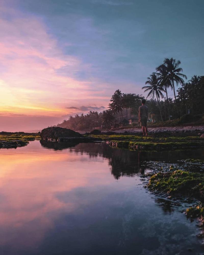Pantai Yeh Leh, Jembrana via @denpasar.viral