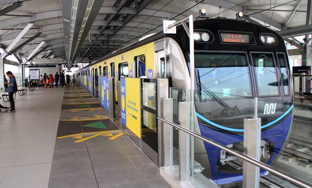 Cara Beli, Harga Tarif Tiket MRT Jakarta Terbaru