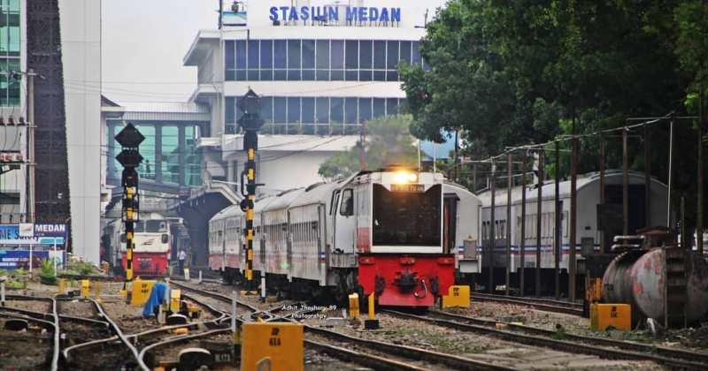 Dibawah ini adalah jadwal kereta api Medan Binjai terbaru tahun 2020 untuk stasiun keberangkatan Stasiun Medan dengan menggunakan KA Sri Lelawangsa.