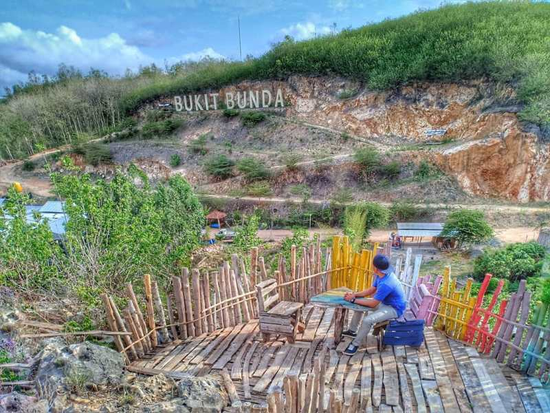 Daftar Tempat Wisata Di Blitar Jawa Timur Lengkap, Bukit Bunda Blitar
