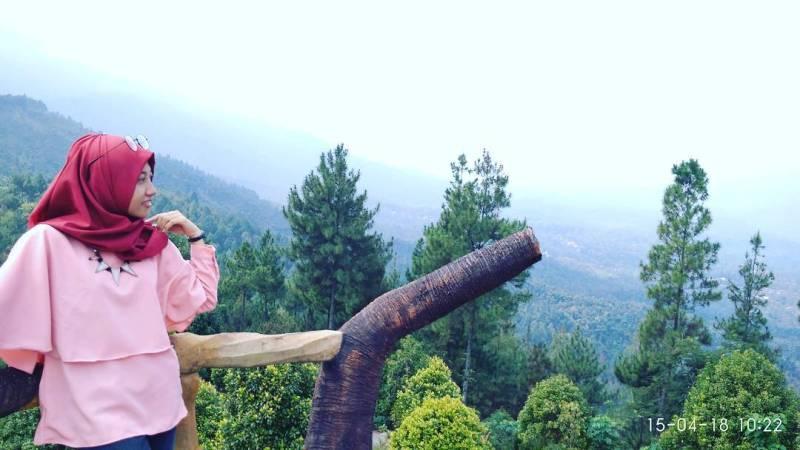 Daftar Tempat Wisata Di Kediri Jawa Timur Lengkap - Bukit Gandrung
