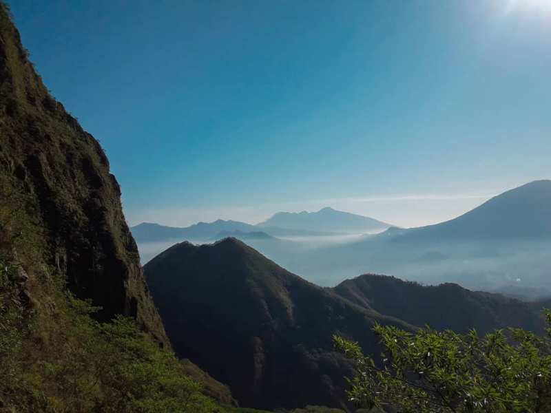 Daftar Tempat Wisata Di Kediri Jawa Timur Lengkap - Gunung Kelud