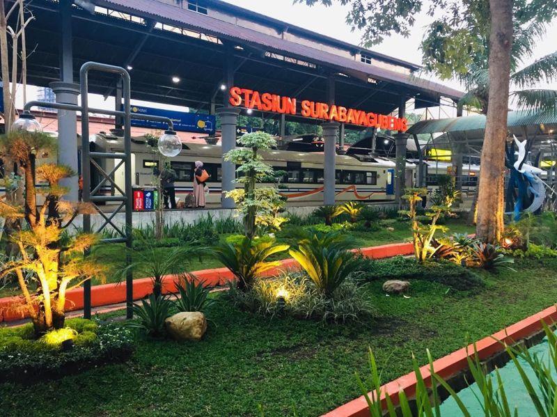 Jadwal Kereta Api Surabaya Gubeng Terbaru Tahun 2019