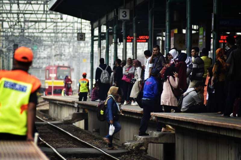 Stasiun Manggarai Jakarta - Stasiun Di Indonesia
