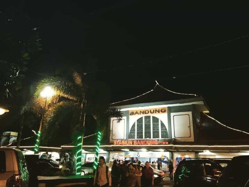 Jadwal Kereta Api Bandung Jakarta Gambir Terbaru