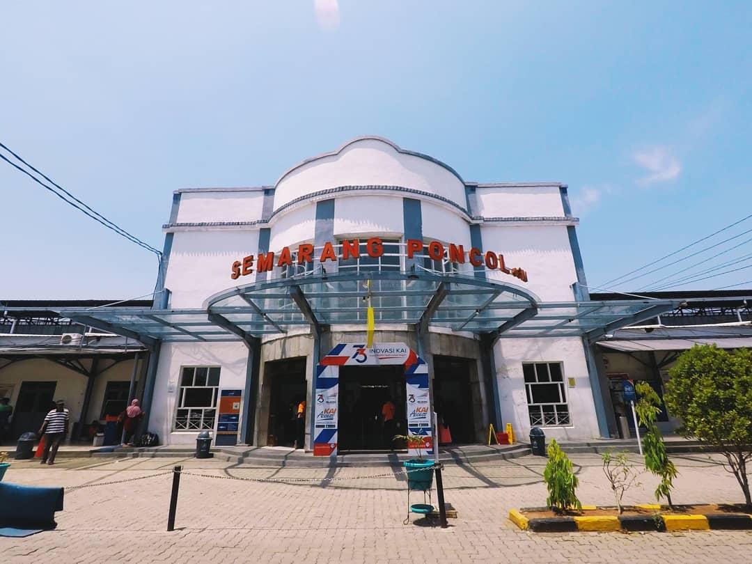 Jadwal Kereta Api Semarang Jakarta Terbaru
