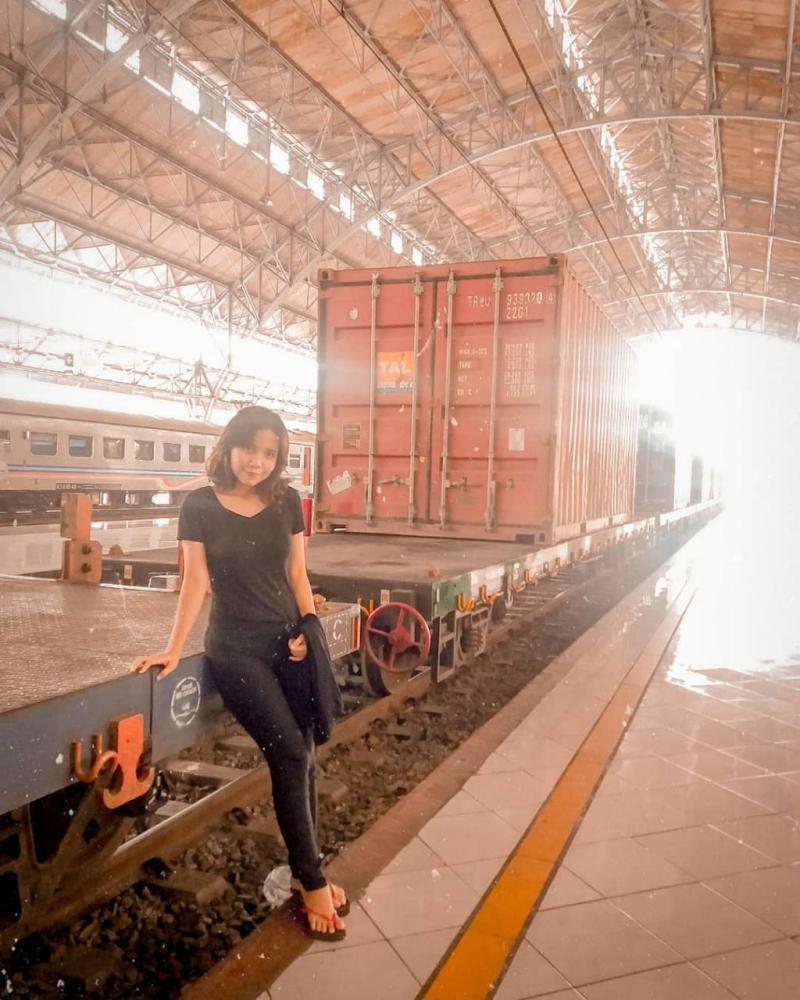 Stasiun Tanjung Priok Jakarta - Stasiun Di Indonesia