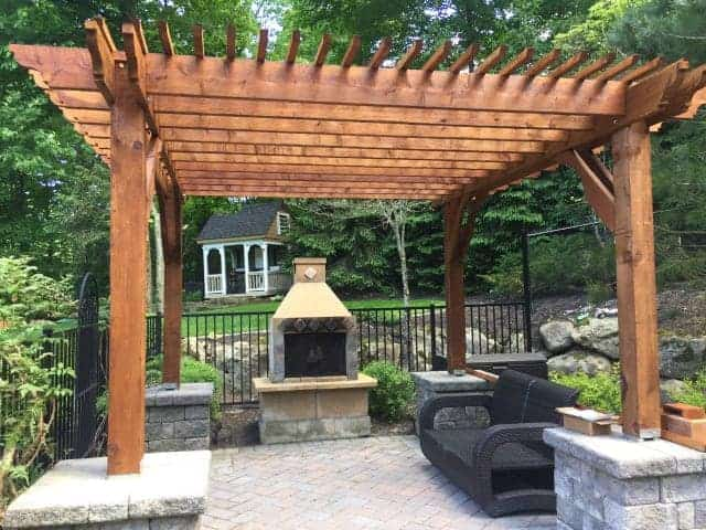 patio cover shade ideas pergola kits
