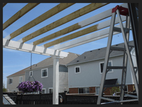 Pergoladiy How To Build A Pergola In One Weekend