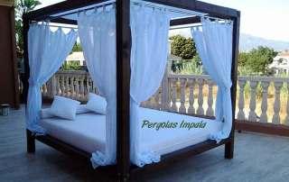 pergolas impala luxury sunbeds