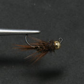 Peacock Nymfi