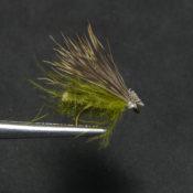 Vihreä Jatkoperä Caddis
