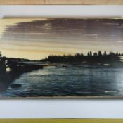 Lahjatuote Tornionjoki Aareavaara koski taulu