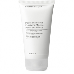 Endor anti-aging skin care - exfoliating mousse