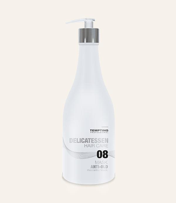 Anti Old intensiivne juuksemask 300 ml sisaldab kaaviari ekstrakti