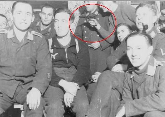 Αστείες εικόνες από τον Β' Παγκόσμιο Πόλεμο