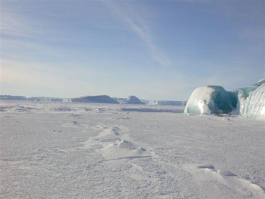 Παγωμένο... κύμα στην Ανταρκτική!