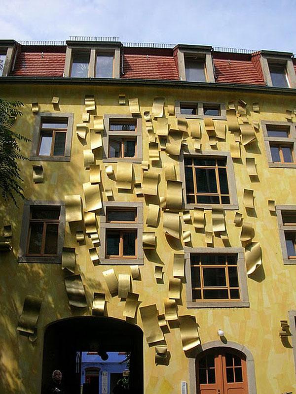 perierga.gr - Ο τοίχος που... παίζει μουσική!