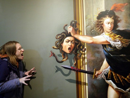 perierga.gr - Ένα Μουσείο Οπτικών Ψευδαισθήσεων!