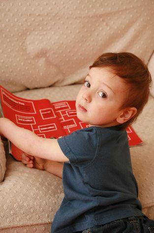 perierga.gr - 3χρονος με υψηλό IQ στην κορυφή τής Mensa!