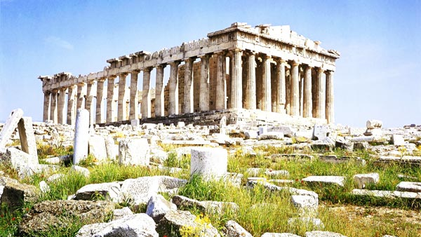 perierga.gr - Τα ελληνικά μνημεία της Παγκόσμιας Κληρονομιάς της UNESCO!