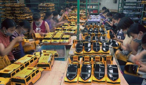 perierga.gr - Εργοστάσιο παιχνιδιών, η πραγματική ιστορία...