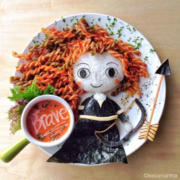 diaforetiko.gr : leesam7 ΑΠΙΣΤΕΥΤΟ!! ΔΕΙΤΕ τι τρόπο βρήκε για να πείσει την κόρη της να φάει και έγινε διάσημη!!!