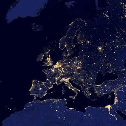 perierga.gr - Η (διαστημική) λάμψη της Αττικής!