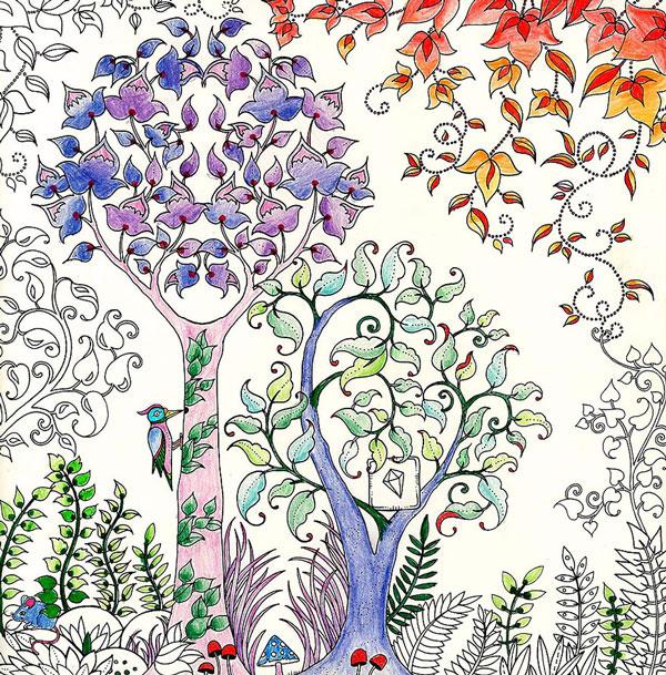 perierga.gr - Βιβλία ζωγραφικής για ενήλικες!