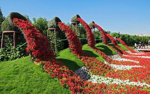 Perierga.gr - Ένας κήπος