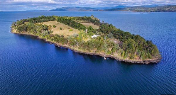 perierga.gr - Παραδεισένιο νησί κοστίζει λιγότερο από ένα σπίτι!